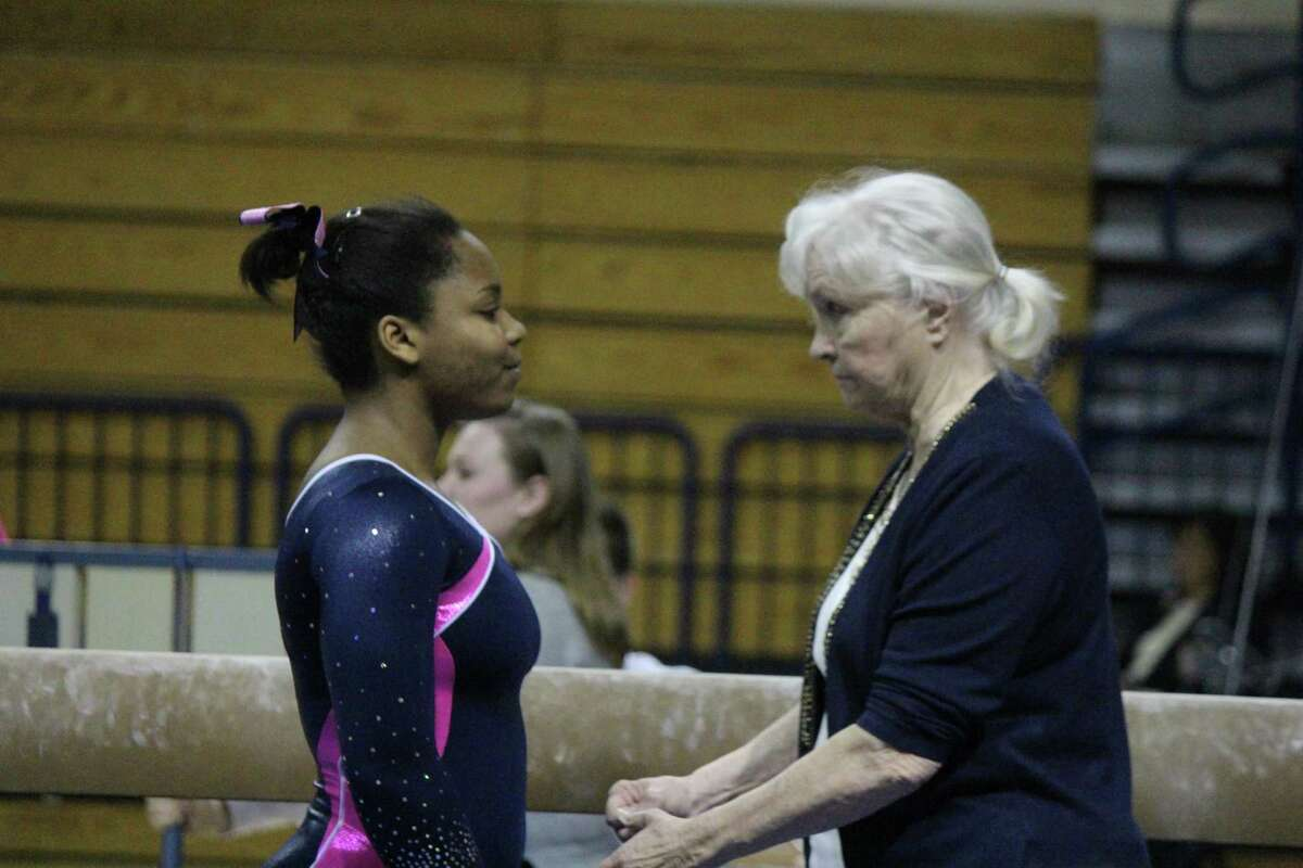 Yale gymnastics coach Barbara Galleher Tonry, who died at age 84.