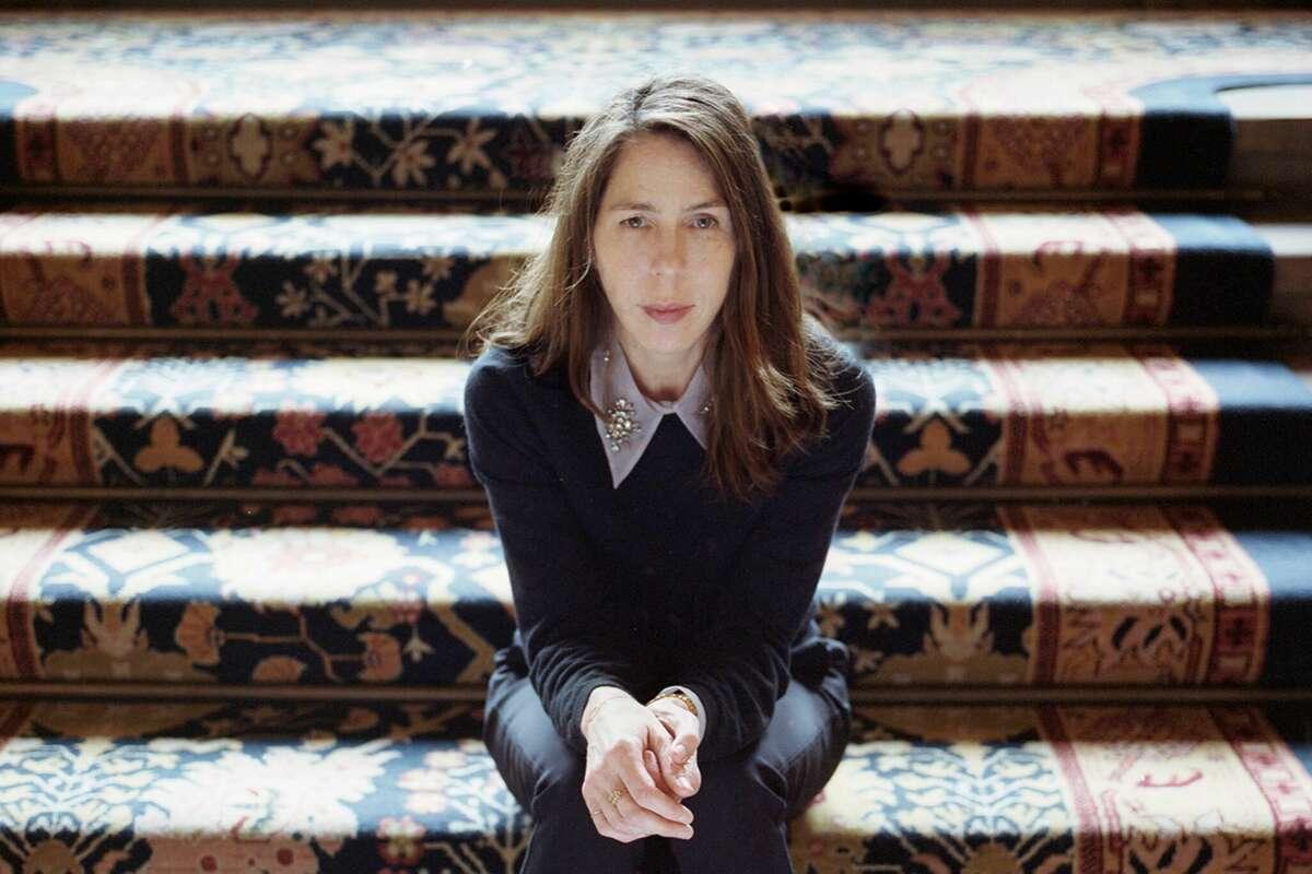 A photo of author Rachel Kushner.