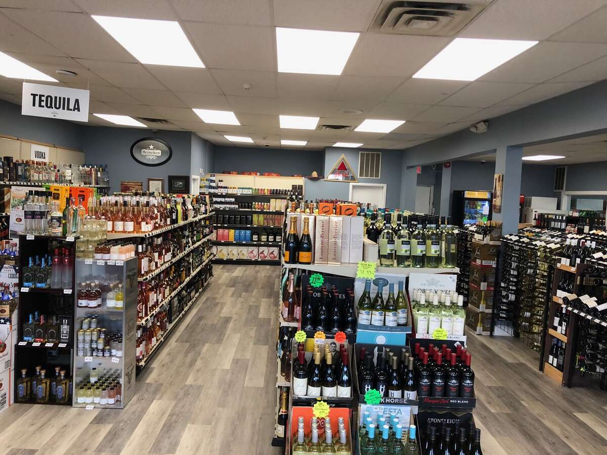 Higher Spirits, a new wine and liquor store in in Fairfield.