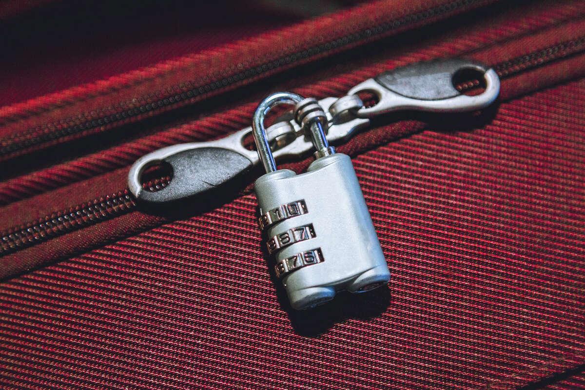 Forge luggage locks at Amazon.com