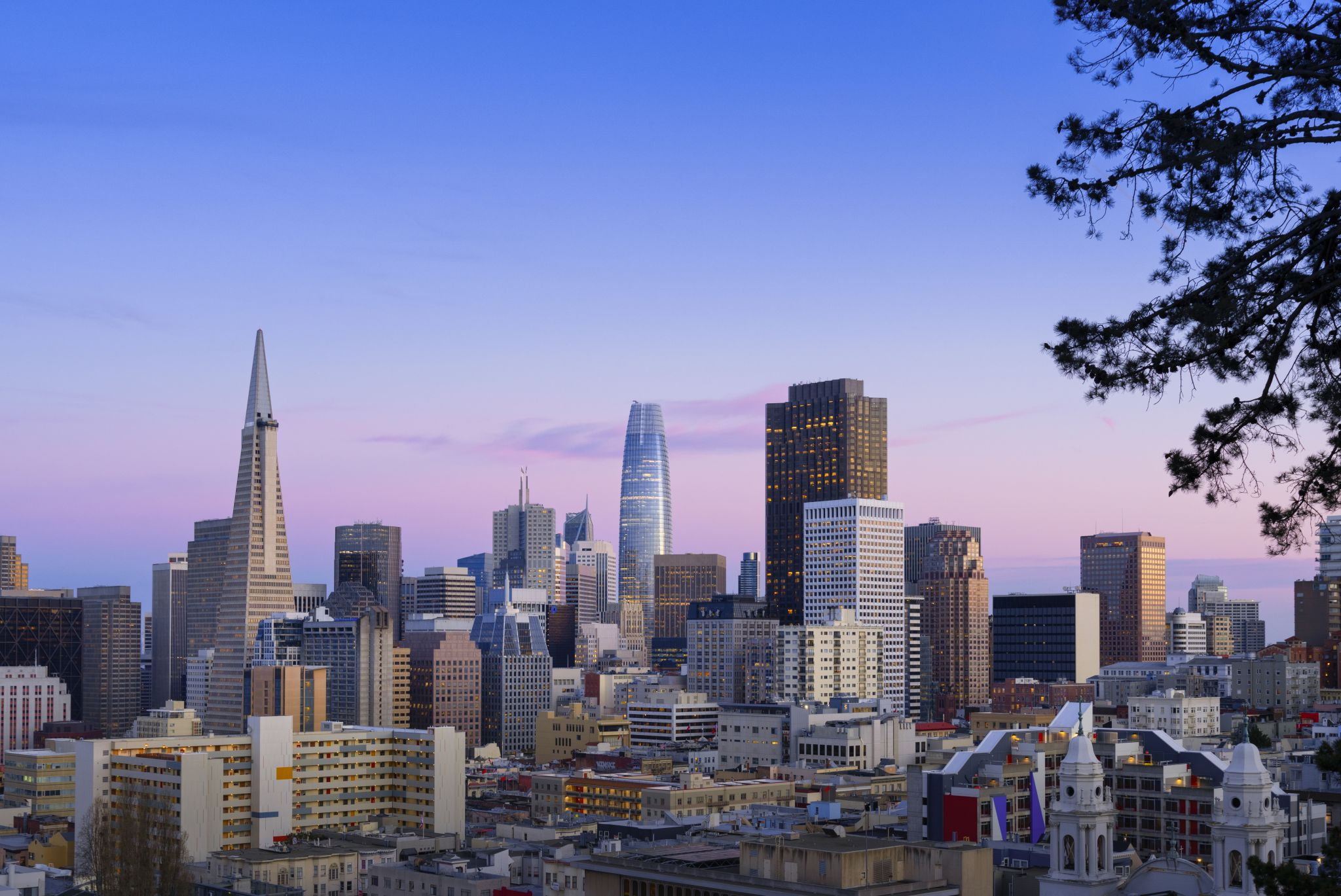 The national real estate market is cooling off (unlike San Francisco)