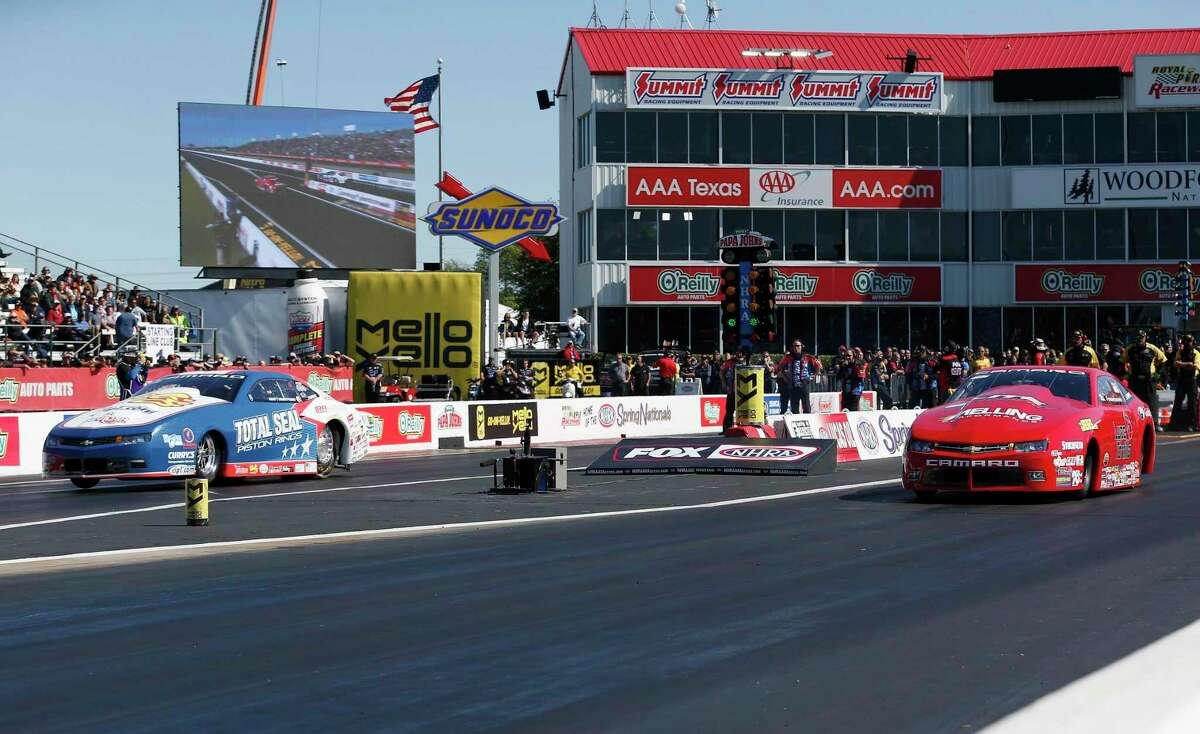 The NHRA's last event in Baytown will be in 2022 as the track will close and become an industrial park.