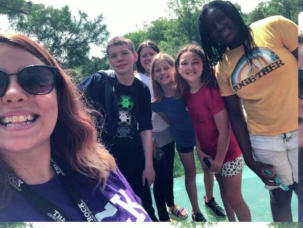 During The ROCK's Amazing Race Week,teens will be participating in games and challenges that will earn their team points. These games will test their strengths, push them out of their comfort zones, and help them work as a team. (Photo provided)