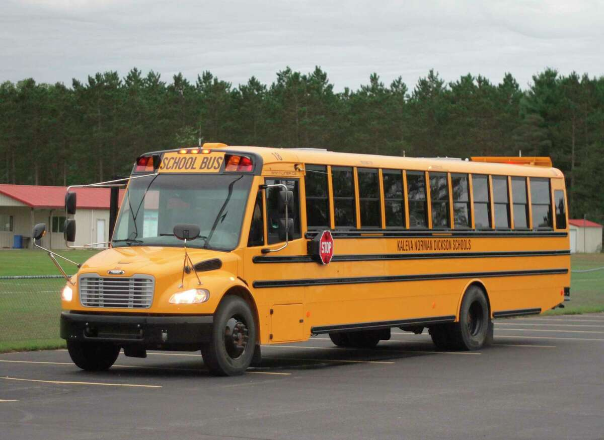 House Bills 4201-04, which were signed into law this week, stiffen penalties for people who board buses without permission and allow the courts to prosecute drivers who put children in danger. (File photo)