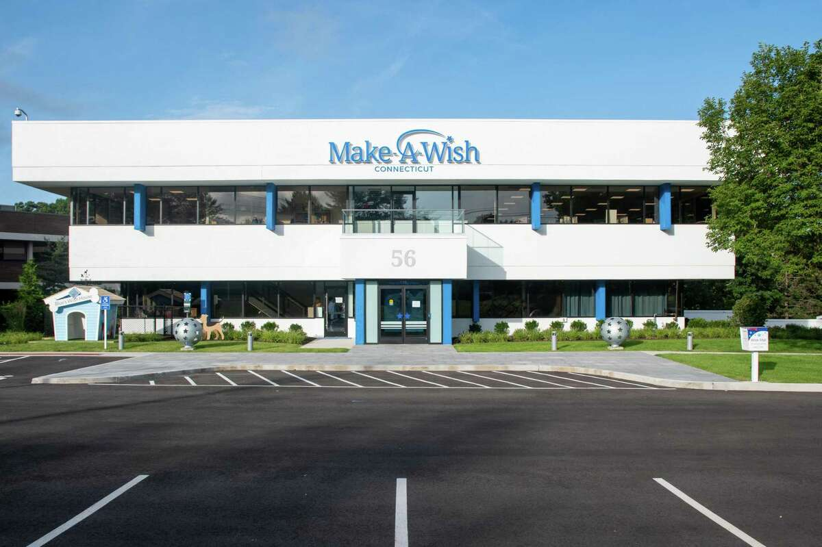 The Make-a-Wish Connecticut headquarters