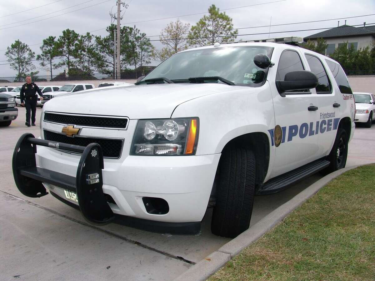 A Friendswood police officer has admitted that years ago that she conducted traffic stops without probable cause.