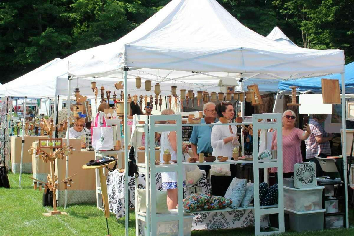 Over 90 vendors will be at the CSA Art Fair in Frankfort, offering a wide variety of items. (File Photo)