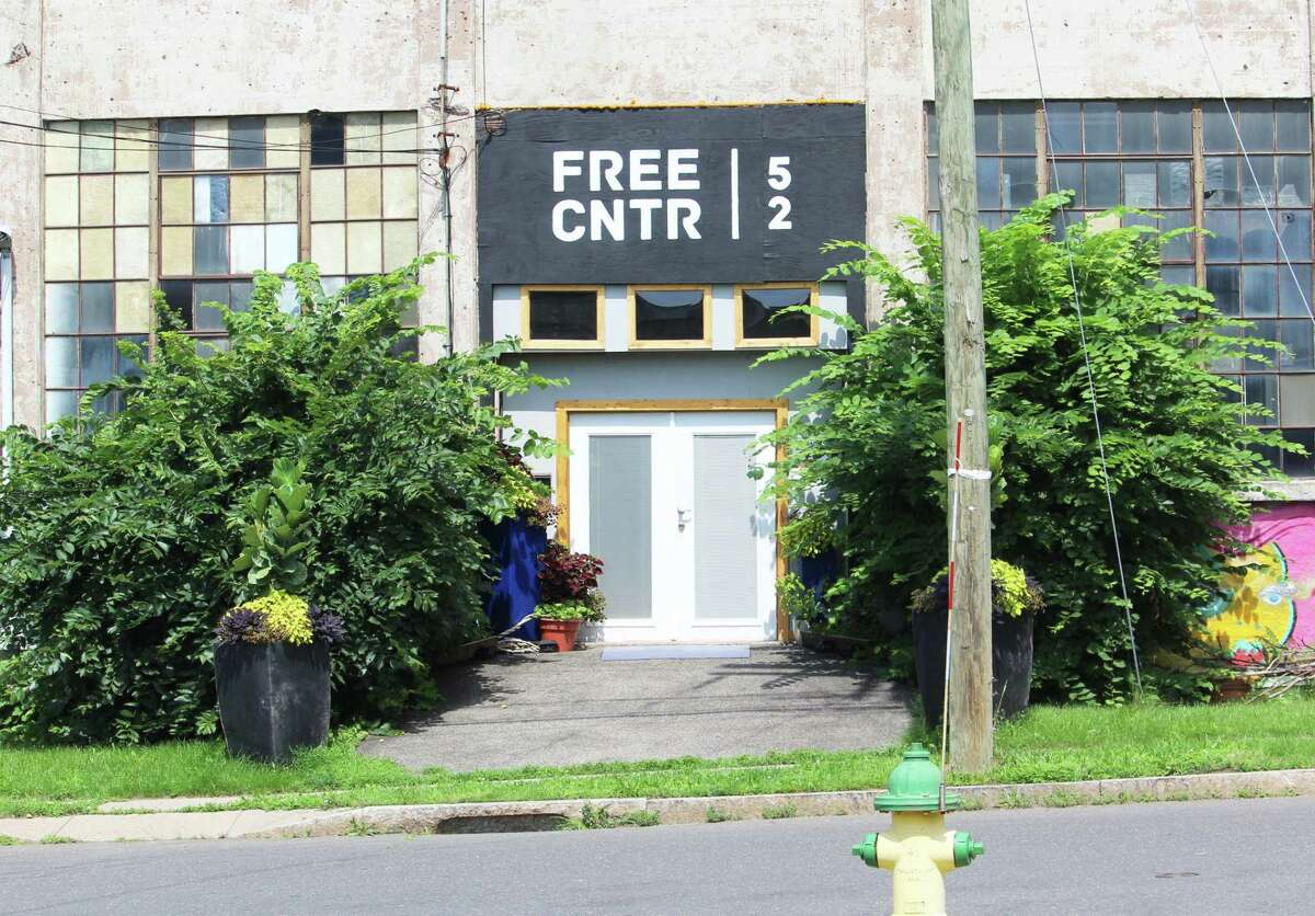 Middletown's Free Center, 52 No. Main St., hosts arts, health and wellness programs for the greater community.