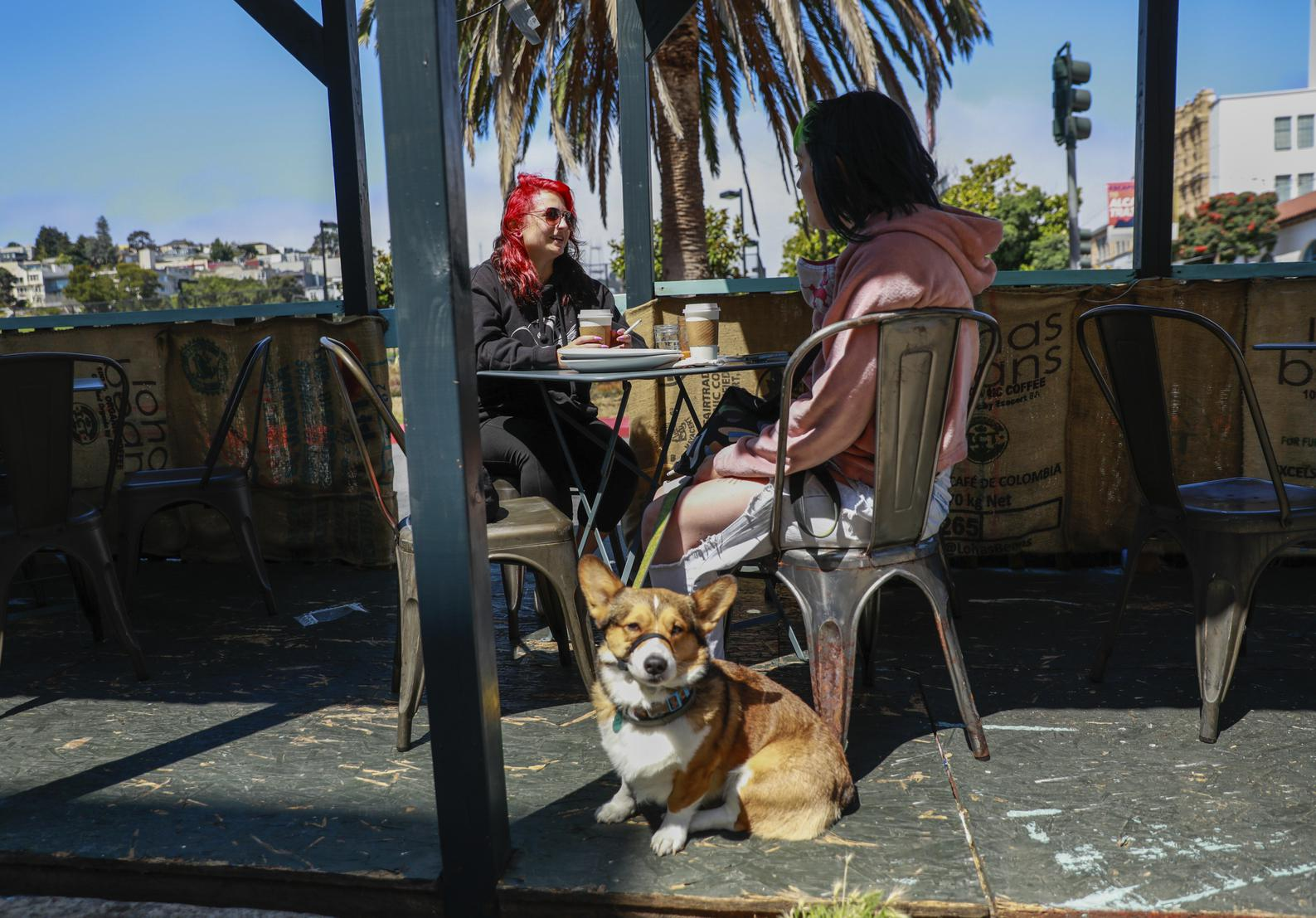 S.F. restaurant owners celebrate permanent parklets; others not so sure