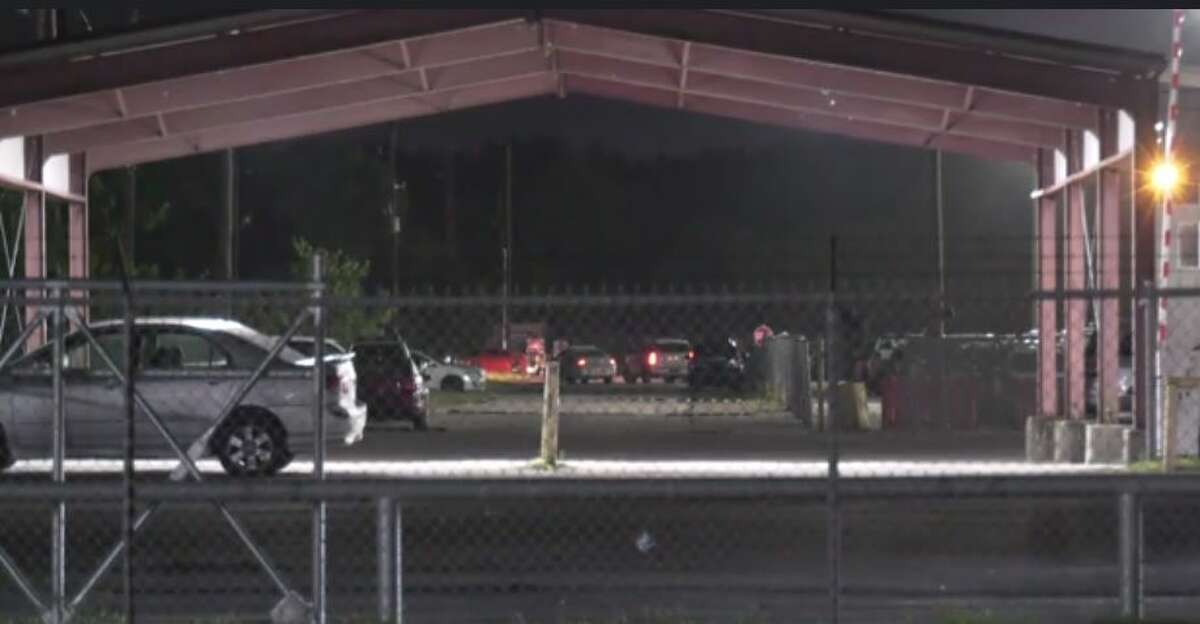 A security guard shot a suspect who was stealing cars from a storage lot on Rankin Road around 3 a.m. on Thursday, July 15, in north Harris County, authorities said.