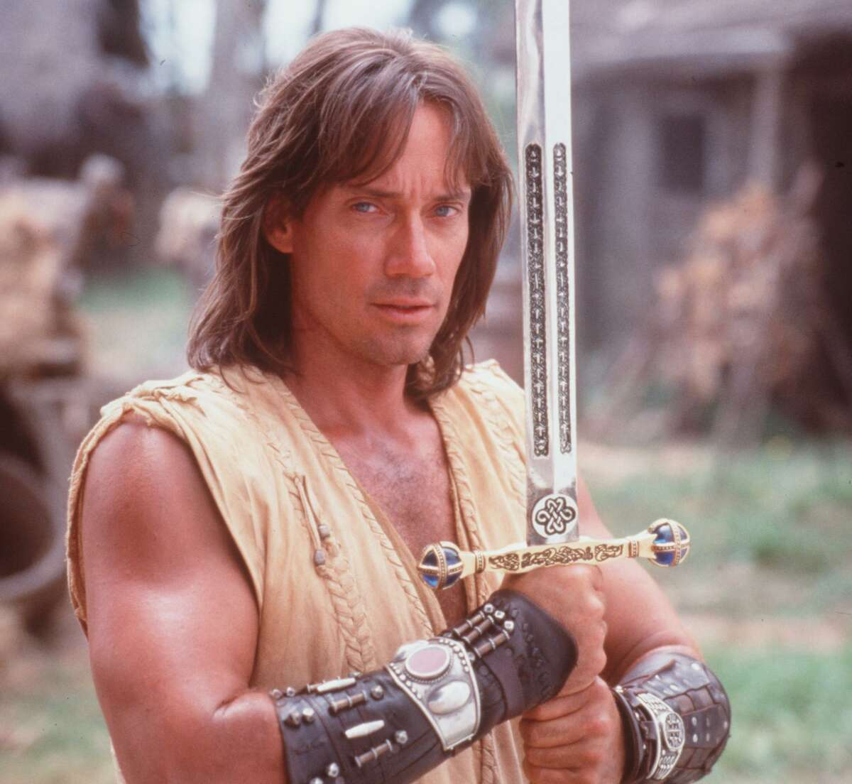 """Kevin Sorbo as """"Hercules."""" Sorbo will be a featured guest at the upcoming Comic Conroe July 23-25."""