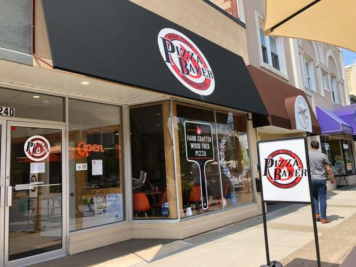Pizza Baker is located at 240 E. Main St. in Downtown Midland.