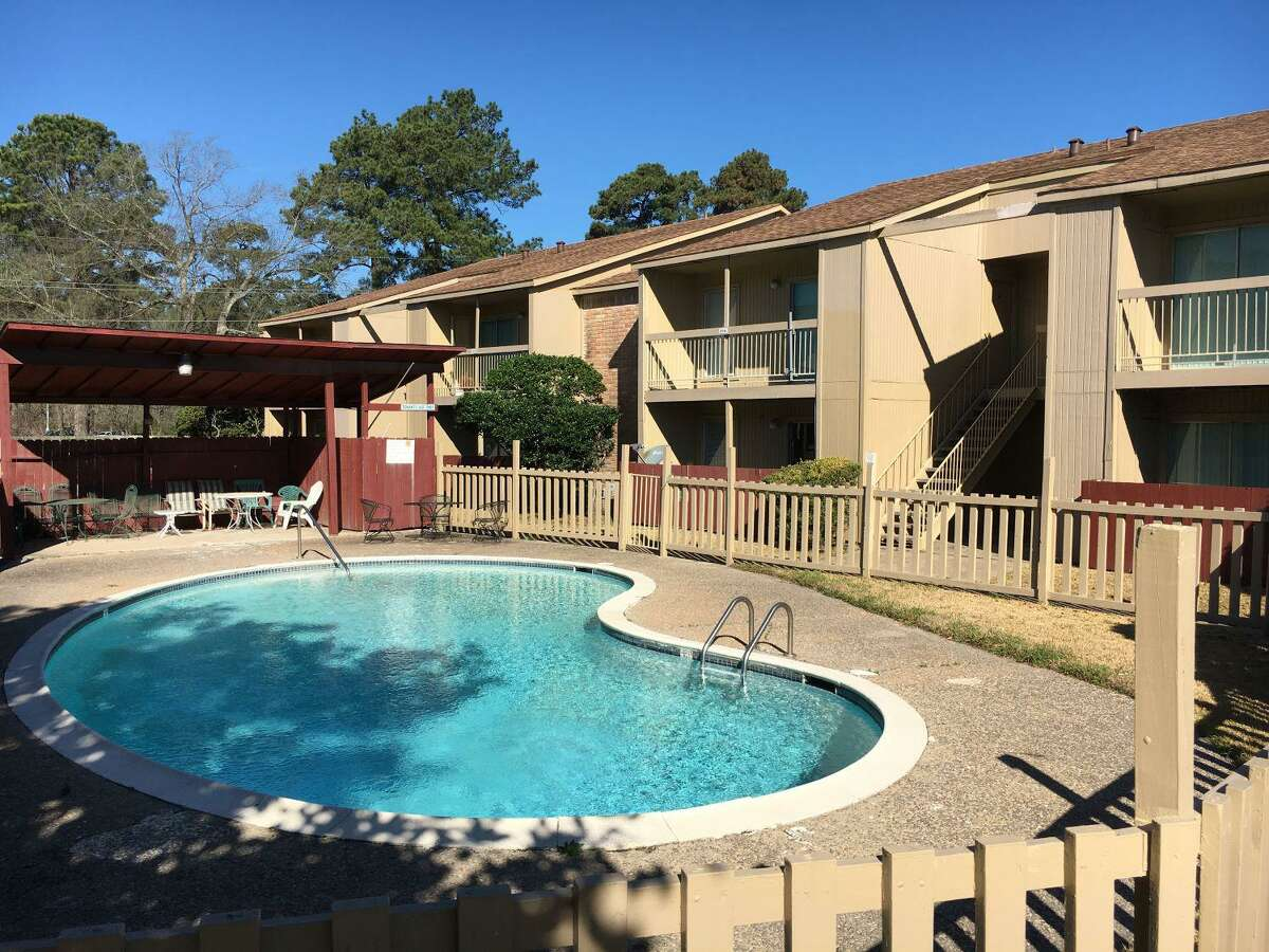 Bolour Associates acquired the Northeast Pines apartments at 18839 S. Memorial Drive in Humble. The California-based company owns and manages 1,500 multifamily units in the Houston area.