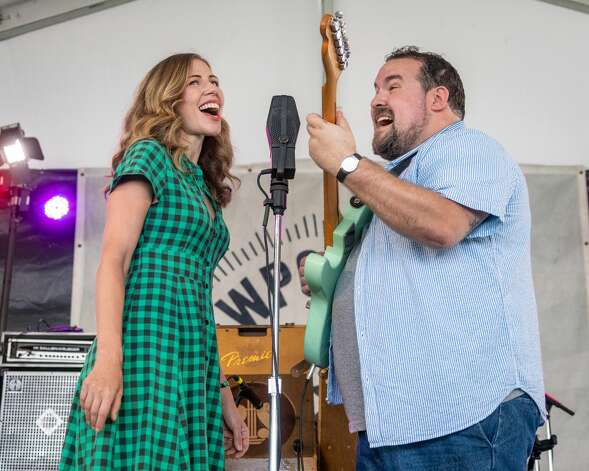Rachael & Vilray at Ridgefield Playhouse, Ridgefield Lake Street Dive frontwoman Rachael Price and composer Vilray will be performing at the Ridgefield Playhouse on Friday. Find out more. Photo: Douglas Mason/Getty Images / 2018 Douglas Mason