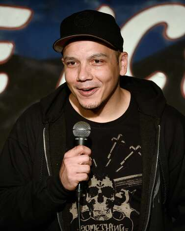 """Luis J. Gomez at the Stress Factory, Bridgeport """"Last Comic Standing"""" star Luis J. Gomez will be performing stand-up at Bridgeport's Stress Factory on Friday and Saturday. Find out more. Photo: Michael S. Schwartz/WireImage / 2016 Michael Schwartz"""