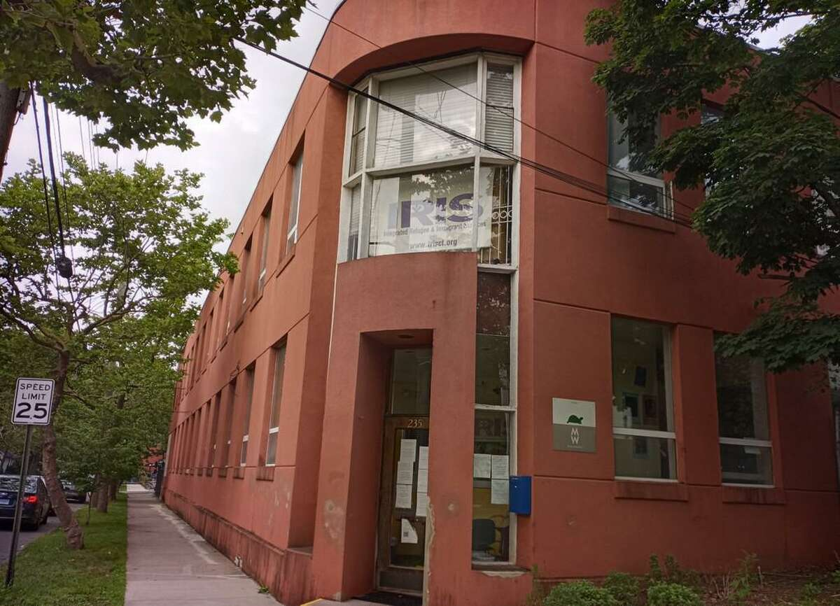 Integrated Refugees and Immigrant Services, New Haven