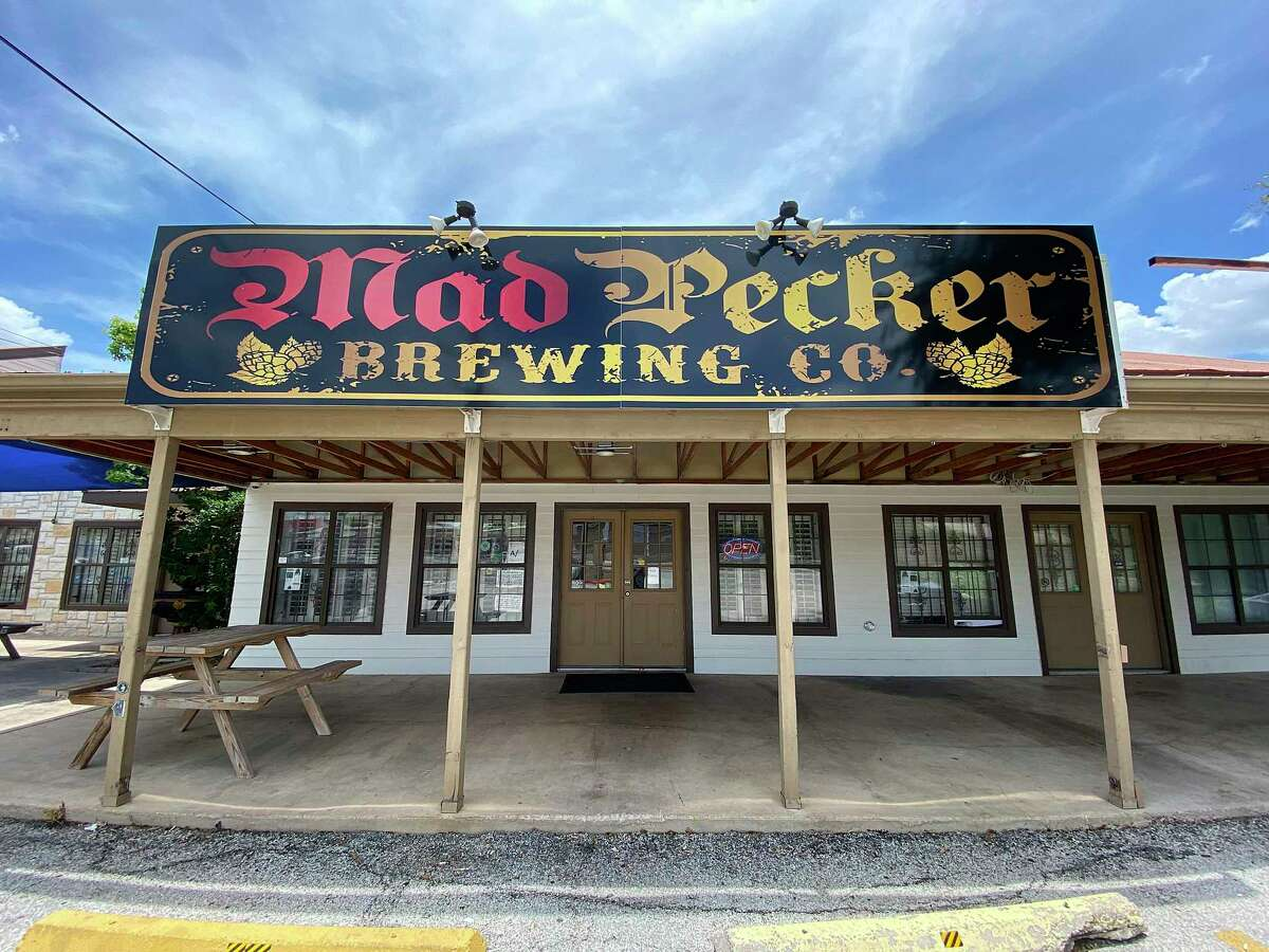 Mad Pecker Brewing Co. on the city's Far West Side specializes in housemade beers and traditional bar food.