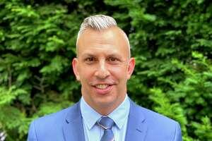 Benjamin Markus has been named the Greenwich Public Schools' interim coordinator of English and language arts for kindergarten through eighth grade, effective July 26.