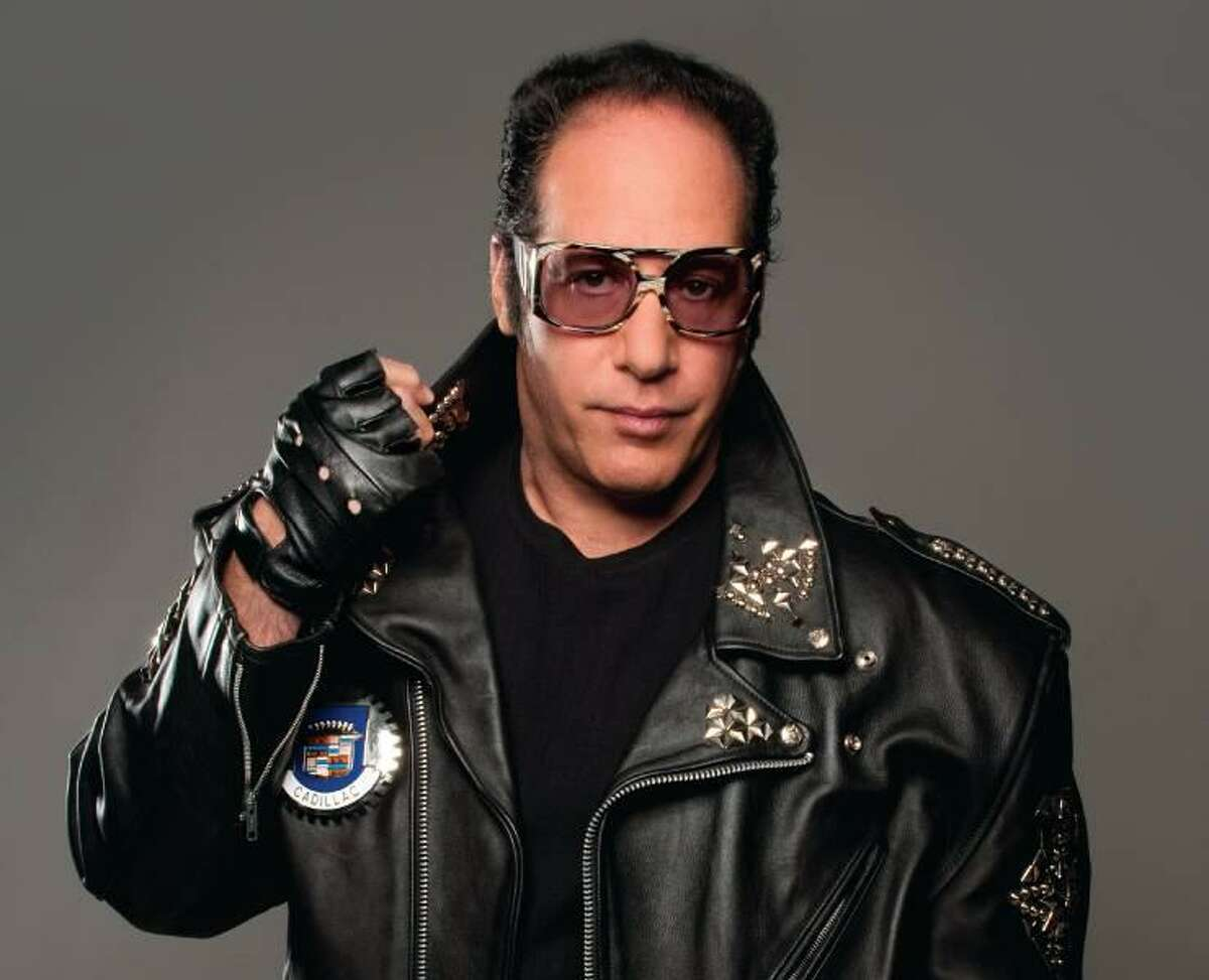 Comedian Andrew Dice Clay will perform at the Terrace Club at the AT&T Center Aug. 12-13.