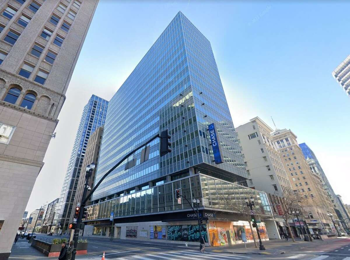 Twitter is close to a lease at 1330 Broadway in Oakland.