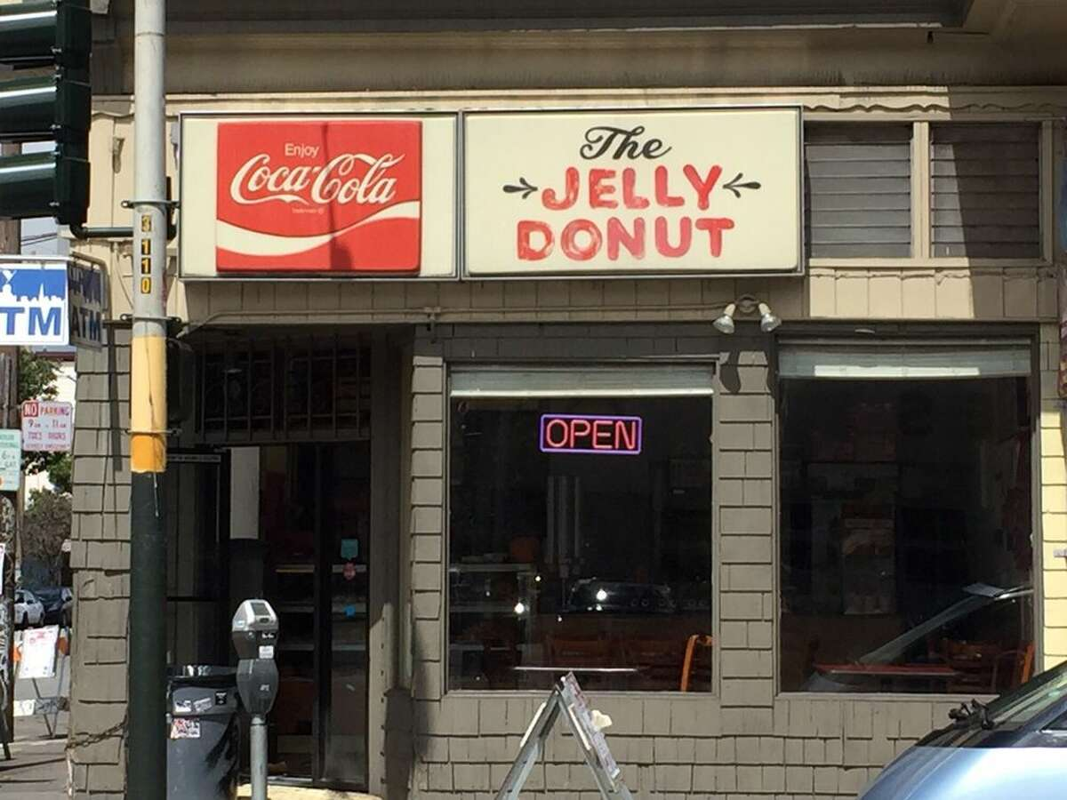 The Jelly Donut at 3198 24th St, San Francisco has reopened after a two-year closure.