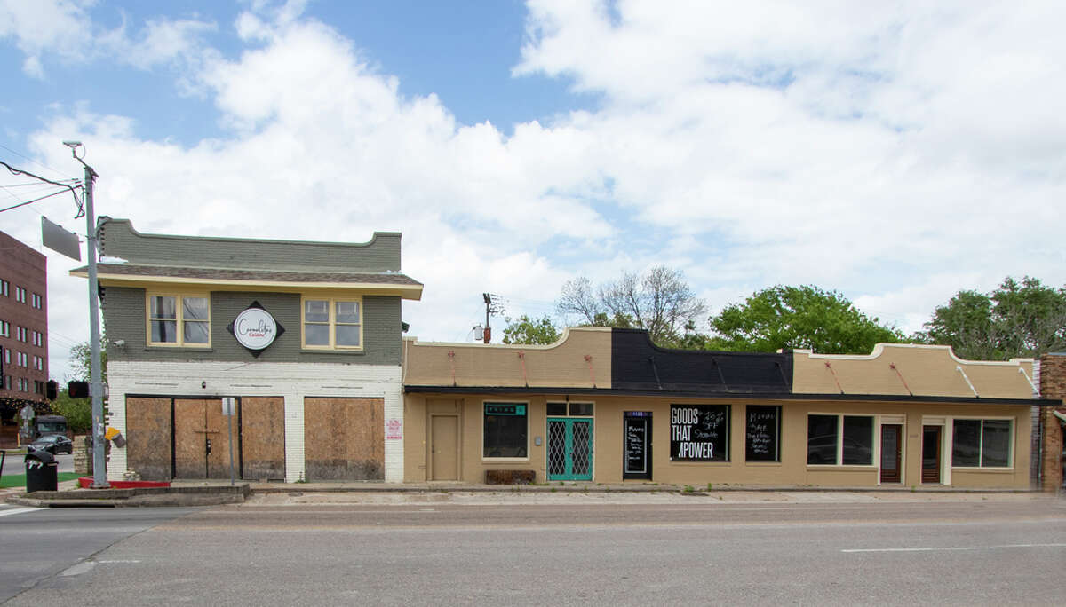 Wolf Capital is redeveloping 1135 E. 11th St. in the Heights.