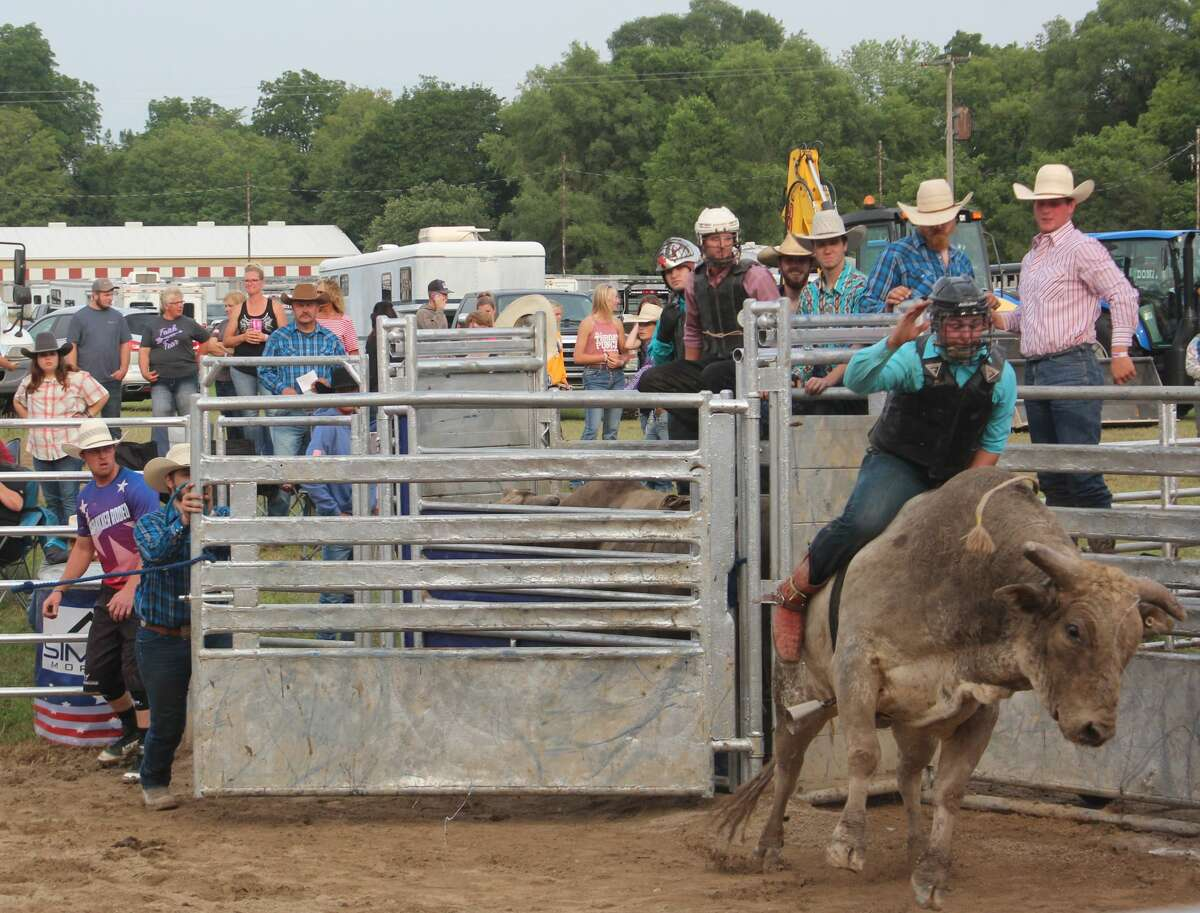 The 2021 Mecosta County Fair continued with its fourth day on Thursday.