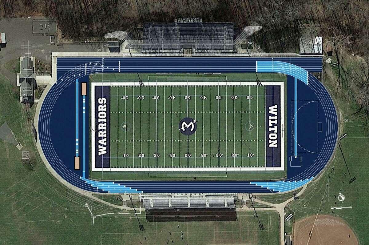 Wilton's new proposed track.