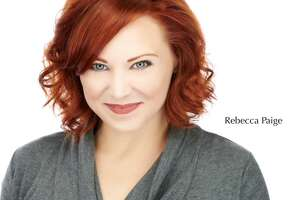 """Rebecca Paige, who plays the lead, Diana in """"Next to Normal"""""""