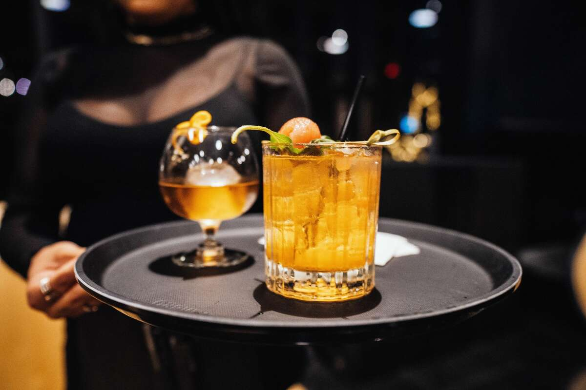 Try these cocktails and some Cajun-spiced fine dining at KISS.