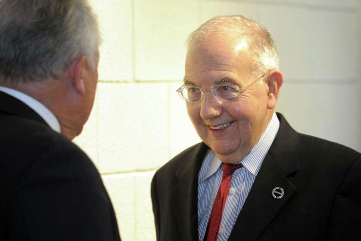 State Sen. Martin Looney in 2019.