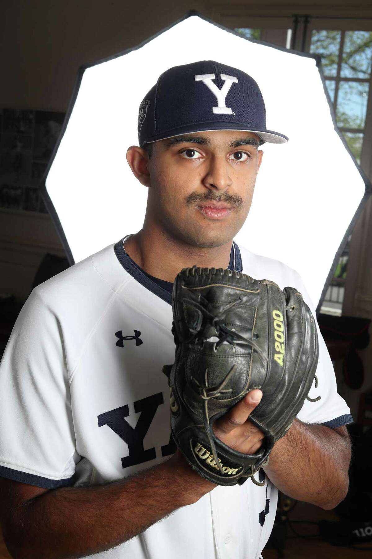 Rohan Handa has risen from a good reliever in Yale's bullpen to a fifth-round MLB Draft pick over the past 16 months.