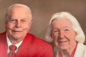 Bill and Fran Holbrook