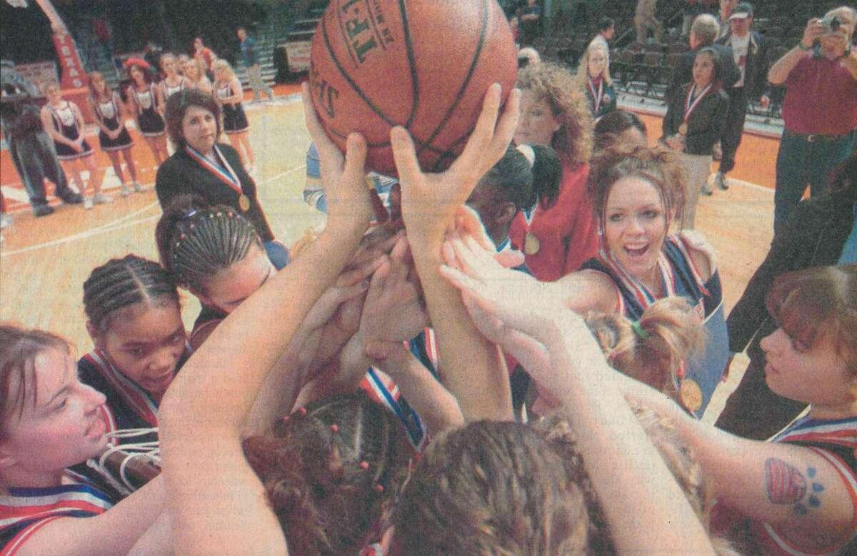 2002 State Championship Herald Archive Photo