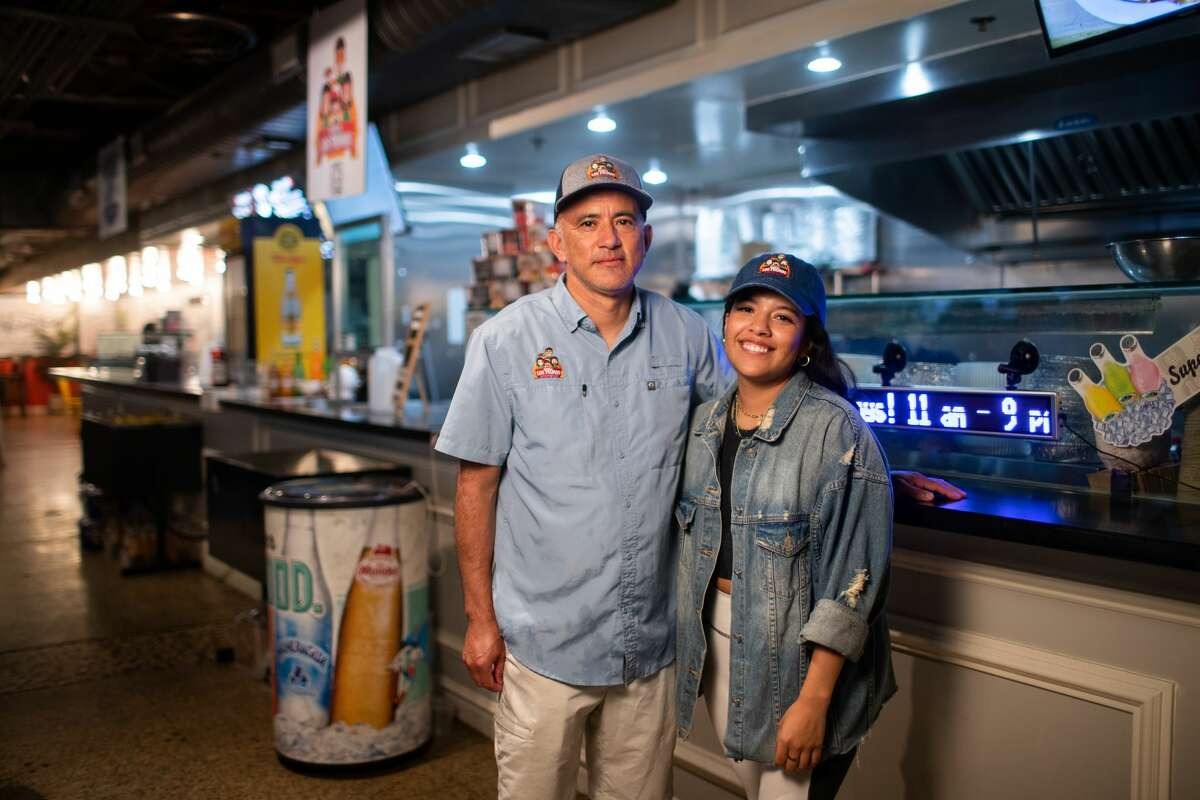 Birria Los Primos owner Oscar Garcia and his daughter and manager of the restaurant Emily Garcia say Uber Eats has ripped them off of about $20K.