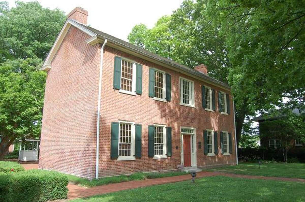"""The historic Colonel Benjamin Stephenson House in Edwardsville will host """"Solders of the War of 1812"""" on Saturday, July 17 from 9 a.m. to 4 p.m."""