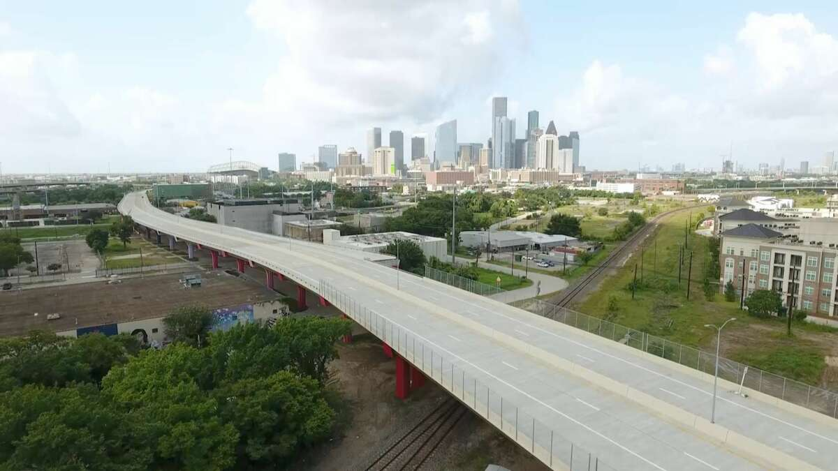 It's now easier to get to downtown Houston from Near Northside.