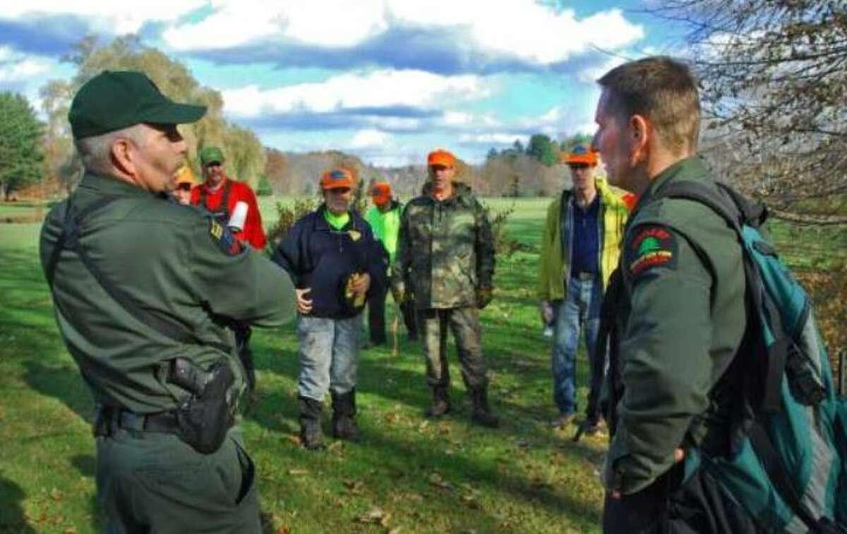 State forest rangers and others were busy with searches and rescues earlier in July.