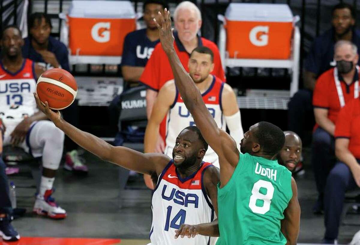 WarriorsのDraymond Greenは、2016年に米国で金メダルを獲得し、東京でより大きな役割をすることができます。
