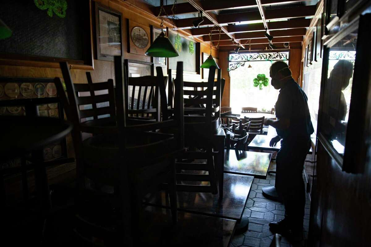 The Buena Vista Cafe and many other restaurants in S.F. were hit hard by the pandemic. Bob Freeman, the cafe's owner, was given a grant from the Small Business Administration that was later rescinded.