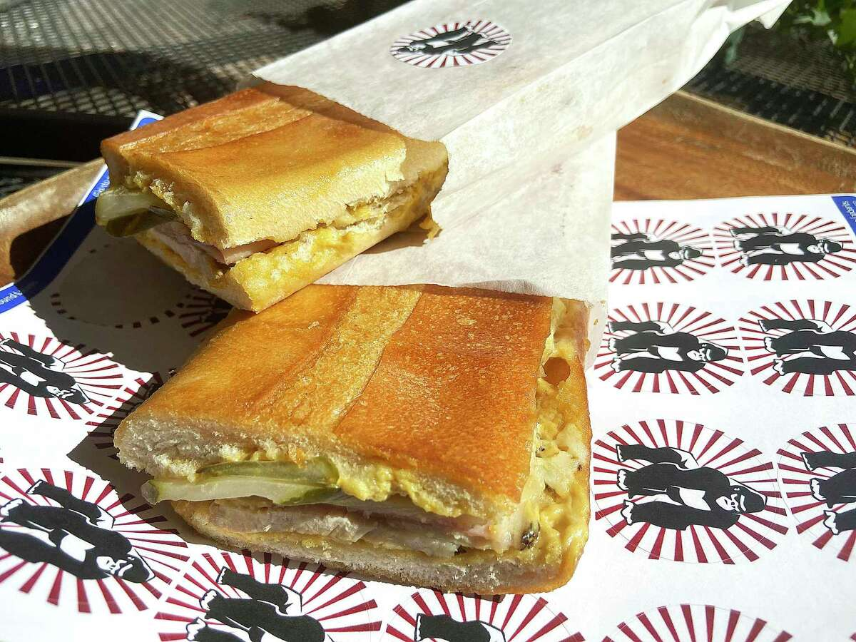 Chef James Canter of Guerrilla Gourmet will hold a sandwich pop-up, El Cubano, July 30.
