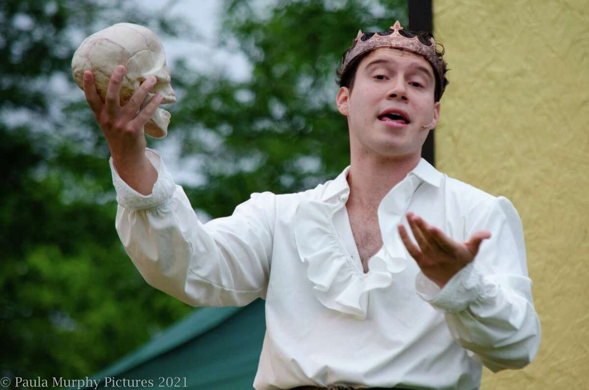 Valley Shakespeare Festival's presentation of The Adventures of Pericles is running in Veteran's Memorial Park through July 18. The production then heads to Quarry Walk in Oxford from July 22 to 25, also at 7 p.m. each day.