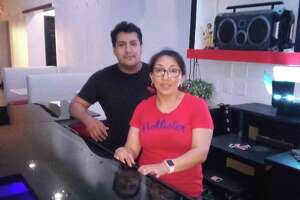 Tania Borja and Franklin Marquin have opened Margarita's restaurant and bar on Main Street in Torrington. Marquina's mother, Irma Marchan, does the cooking, and Veronica Angamarca buses and waits tables.