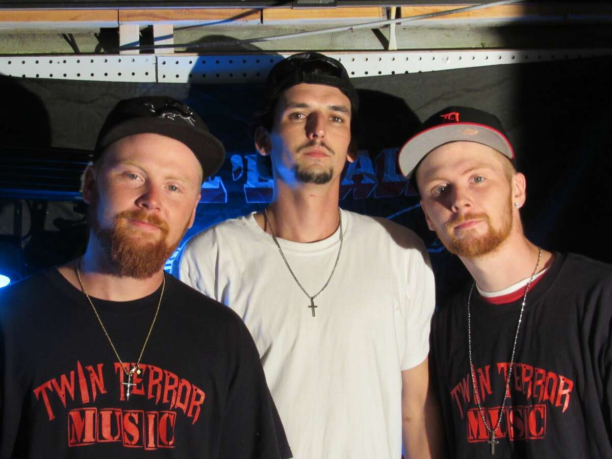 Austin Banks, John Dallessandro and Aaron Banks will perform at this year's Party at the Pavilion on Saturday, Aug. 14.