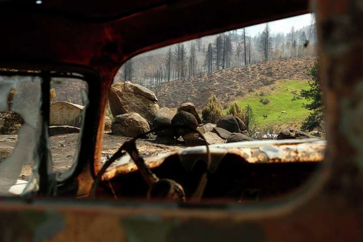 Officials are concerned that dry lightning could cause more fires, like the Beckwourth Complex.
