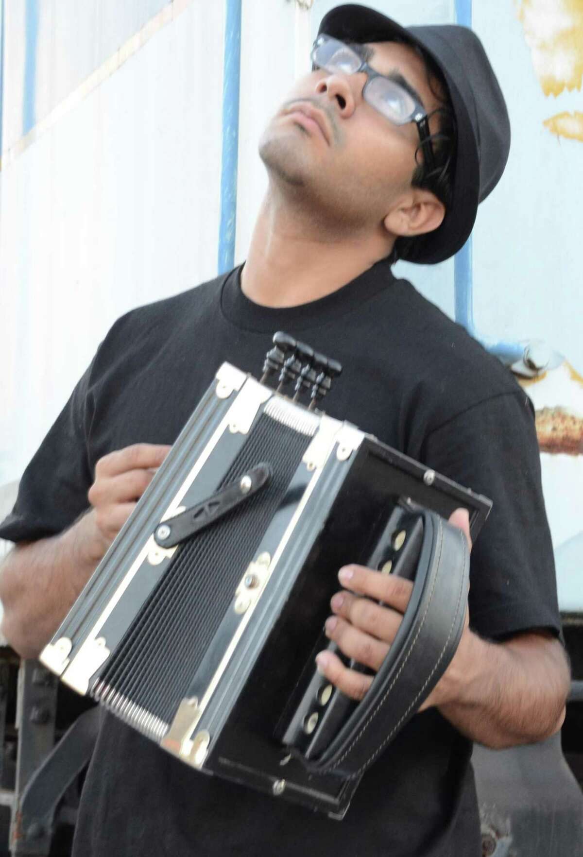 NOLA Nights featuring Ruben Moreno & the Zydeco Re-evolution is scheduled for 7:30-9:30 p.m. Saturday, July 24, at Sugar Land Town Square, 15958 City Walk. For more information go to https://tinyurl.com/tymx457v. Shown here is band leader Ruben Moreno.