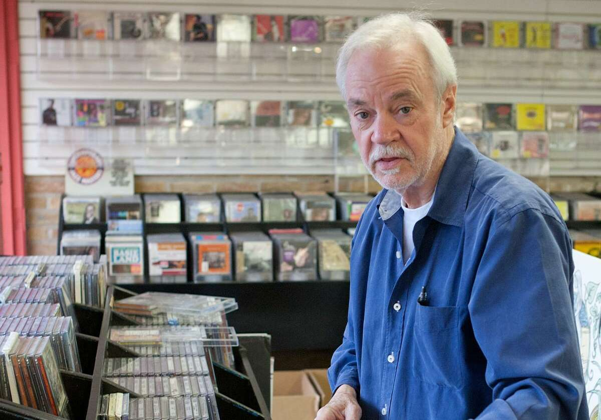 Fred Allred owned and operated Allrecords for more than 40 years.