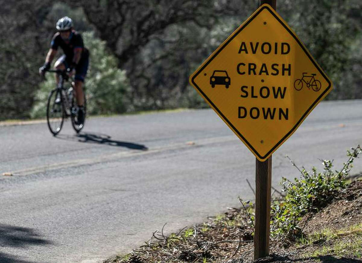 The state recently approved $1.5 million to go toward building bike turnouts on Mount Diablo.