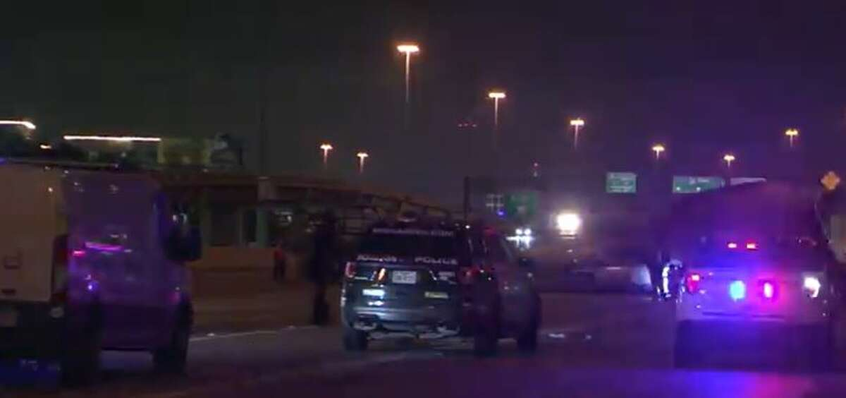Officials investigating a fatal crash early Saturday, July 17, on U.S. 290 in Houston.