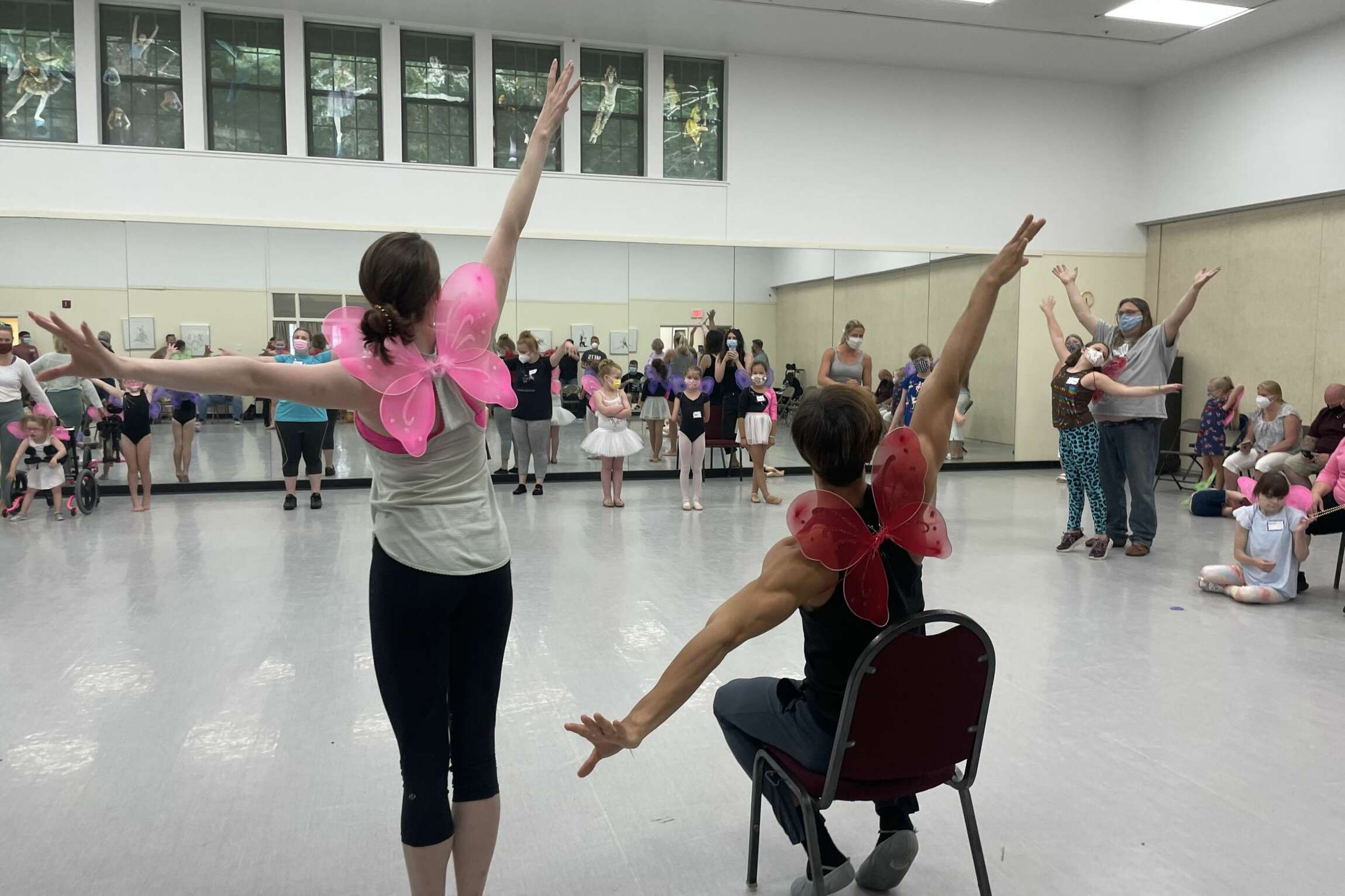 SPAC education program shows that dance is for everyone